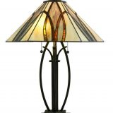 Tiffany Table Lamp-HS2006482/A2125