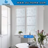H15806 Without Glue Frosted privacy glass window film