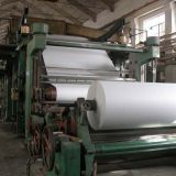 Small Capacity 1092mm Toilet tissue Paper Manufacturing Machine Production Line