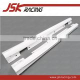 OEM STYLE GLASS FIBER SIDE SKIRTS FOR MERCEDES BENZ A-CLASS W176 AMG(JSK061016)