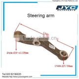 Auto Steering System Parts HOWO Power Steering knuckle arm right                                                                         Quality Choice