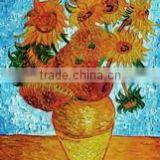 wholesale price wall decoration Van gogh reproduction oil painting beautiful art 100% handmade design