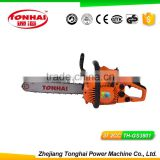 37.2cc Gasoline Chainsaw TH-GS3801 cheap chainsaw with CE chinese chainsaw manufacturers