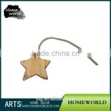Christmas Decorative Five-Pointed Star Wall Hanging Folk Handmade Craft