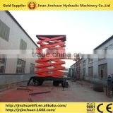 CE Certified battery charger scissor lift/easy operation mobile scissor lift table/new design automotive scissor lifts