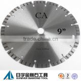 CA Series Diamond Cutting Disc, Arix Diamond Saw Blade for Wet Cutting Reinforced Concrete
