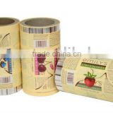 plastic cheese packaging film