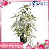 Fake plants factory good quality 1.2 meter artificial bamboo trees for sale