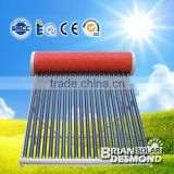 Best quality Evacuated Tube Solar Water heater include Small Tank / Feeder Tank / Assistant Tank /Automatic Tank