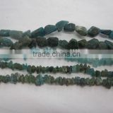 Natural apatite rough chip nugget tremble gemstone
