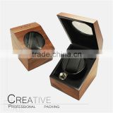 Wooden single automatic watch winder
