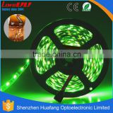 Color music changing SMD5050 led strip light waterproof ip65 intelligent rgb led strip light