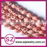 T37 hot sale ceramic beads for jewellery making