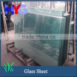 Window glass sheet wholesale in Chinese supplier
