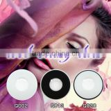 2014 fresh loo 3tone freshton 14.5mm fasional hot selling color contact lens good quality small size contact lenses