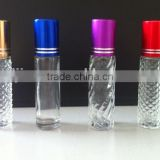 10 ml smart collection perfume glass roll on bottles,glass roll on for essential oil use