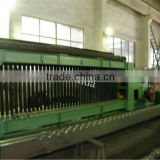 22kw Power Three Twist Gabion Mesh Hexagonal Wire Netting Weaving Machines width 4.3m Automatic Oil System
