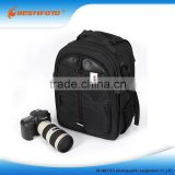 Factory Nylon Material Hard Bag Type Waterproof Hidden camera bag laptop backpack