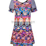 2016 new arrival fashion crochet cover up beach dress, new arrival crochet beach dress wholesale China