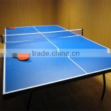 Factory price table tennis table standard size