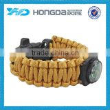 550 cord survival bracelet , 550 paracord survival bracelet for child , hiking survival bracelet