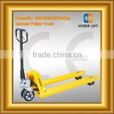 factory price forklift manual pallet stacker manual