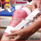 Zhejiang CE FDA ISO Approved Medical Equipment Knee Supports Super Glue Cotton Kinesiology Sports Tape