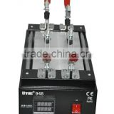 2014 new design imported acrylic panel Mobile repairing lcd separator disassembly machine for cellphone screen remove