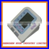 2014 hot Selling Blood pressure cuff/monitor with SPO2 testing