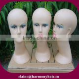 HARMONY mannequin heads eyelash extensions