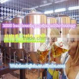 homebrew making machine/professional supply large beer brewery equipment/beer making equipment/ brewery machinery equipment sale