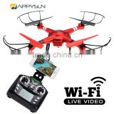 2016 Drone Toys New 2.4G Wifi Camera Drone Agriculture Sprayer For Sale