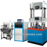 Computer servo 3 points bend test machine lab testing equipment tensile Tensile strength test device