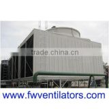 Antigua and Barbuda 10 RT shuangyi reinforced concrete structure counter flow cooling tower