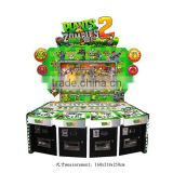 Hot Selling Plants vs Zombies 3D Shooting Fishing Game Machine