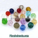 Wholesale New Arrival 4mm 32 Faceted Earth Surface Crystal Beads Strands PB-CB026