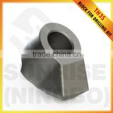 TH3S kennametal cutter bit holder for step shank rotary round shank picks