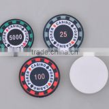 Ceramic Chips,Custom Poker Chips,10g ept ceramic poker chips