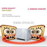 110v or 220v Toaster automatic household 2/4 slice toaster Mini toaster