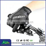 SAHOO Cheap Full Finger Bike Gloves Wholesale
