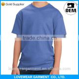 Kids plain no brand cotton round neck t shirt wholesale supplier China                                                                         Quality Choice