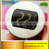 Colorful Watch style LCD Digital Red Wine Thermometer,Digital wine thermomter Trade assurance supplier