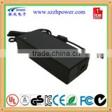 linearity power adapter 12V 6A 72W with UL/CUL CE GS KC CB current and voltage etc can tailor-made for you