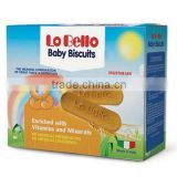 Lo Bello Baby Biscuits