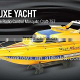 Biggest ! 1:16 Scale NQD Emulation Deluxe Yacht Racing rc boat