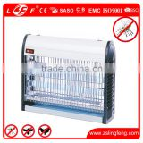 Aluminium Alloy UV lamp mosquito electric bug killer zapper electronic pest killer bug zapper