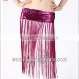 Tassel Belly Dance Hip Scarf, Belly Dance Belt (YL054)