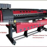 1.8m Eco Solvent Printer/digital printing machines in china/canvas printing machine for vinyl printer/ Banner Printer-ADL1951