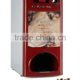 High class new arrival coin operated coffee & water vending machine with CE approval