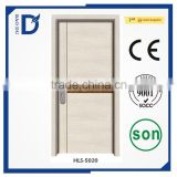 Alibaba latest type hot sale main gate design melamine wooden door color painted wooden door